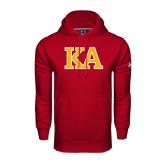Under Armour Cardinal Performance Sweats Team Hoodie-Two Color KA