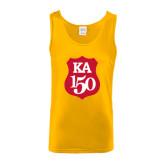 Gold Tank Top-KA 150 Shield