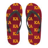 Full Color Flip Flops-KA
