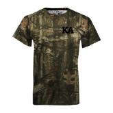Realtree Camo T Shirt-KA
