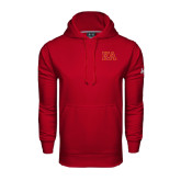 Under Armour Cardinal Performance Sweats Team Hoodie-Two Color KA