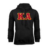 Black Fleece Hoodie-KA Tackle Twill, Tackle Twill