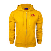 Champion Gold Fleece Full Zip Hood-KA