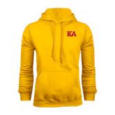 Gold Fleece Hoodie-KA