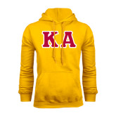 Gold Fleece Hoodie-KA Tackle Twill, Tackle Twill