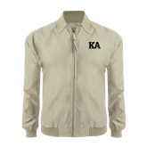 Khaki Players Jacket-KA