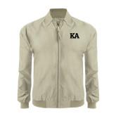 Khaki Players Jacket-KA
