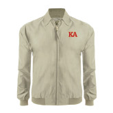 Khaki Players Jacket-Two Color KA