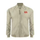 Khaki Players Jacket-Two Color KA