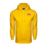 Under Armour Gold Performance Sweats Team Hoodie-Two Color KA