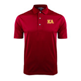 Cardinal Dry Mesh Polo-Two Color KA