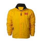 Gold Survivor Jacket-KA