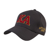 Charcoal Heavyweight Twill Pro Style Hat-Two Color KA
