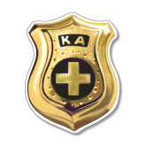 Medium Magnet-KA Shield Emblem, 8 inches tall