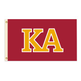 3 ft x 5 ft Flag-Two Color KA