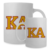 Full Color White Mug 15oz-Two Color KA
