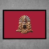 Full Color Indoor Floor Mat-Coat of Arms Emblem