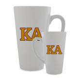 Full Color Latte Mug 17oz-Two Color KA