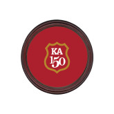 Round Coaster Frame w/Insert-KA 150 Shield