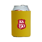 Collapsible Gold Can Holder-KA 150 Shield