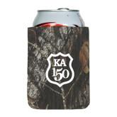 Collapsible Mossy Oak Camo Can Holder-KA 150 Shield