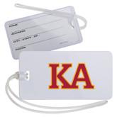 Luggage Tag-Two Color KA