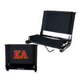 Stadium Chair Black-Two Color KA
