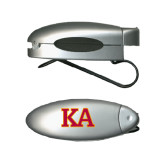 Silver Bullet Clip Sunglass Holder-Two Color KA
