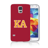 Galaxy S5 Phone Case-Two Color KA