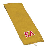 Gold Golf Towel-Two Color KA