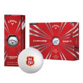 Callaway Chrome Soft Golf Balls 12/pkg-KA 150 Shield