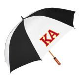 62 Inch Black/White Umbrella-Two Color KA