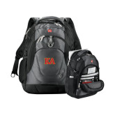 Wenger Swiss Army Tech Charcoal Compu Backpack-Two Color KA