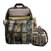 Heritage Supply Camo Computer Backpack-KA