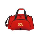 Challenger Team Red Sport Bag-Two Color KA