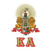 KA Coat of Arms Auto Decal-