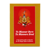 To Manners Born, To Manners Bred Booklet-