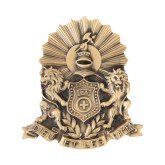 Large Coat of Arms Paperweight-