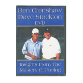 Insights from the Putting Masters DVD-