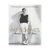 Pat Boone's America 50 Years Book-