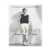 Pat Boone's America 50 Years Book-