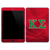 iPad Mini 3 Skin-Kappa Sigma - Greek Letters - 2 Color