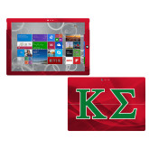 Surface Pro 3 Skin-Kappa Sigma - Greek Letters - 2 Color