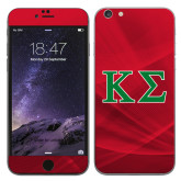 iPhone 6 Plus Skin-Kappa Sigma - Greek Letters - 2 Color
