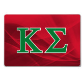 Generic 15 Inch Skin-Kappa Sigma - Greek Letters - 2 Color