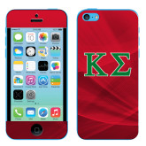 iPhone 5c Skin-Kappa Sigma - Greek Letters - 2 Color