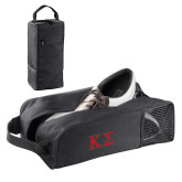 Northwest Golf Shoe Bag-Kappa Sigma - Greek Letters - 2 Color