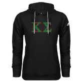 Adidas Climawarm Black Team Issue Hoodie-Kappa Sigma - Greek Letters - 2 Color