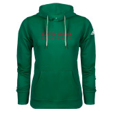 Adidas Climawarm Dark Green Team Issue Hoodie-Kappa Sigma Fraternity