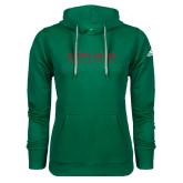 Adidas Climawarm Dark Green Team Issue Hoodie-Kappa Sigma Fraternity